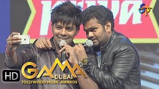 Jabardasth Team Funny Skit in ETV GAMA Music Awards - 6th March 2016