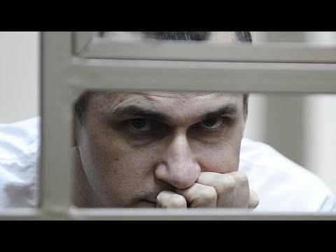 Εκατό ημέρες απεργίας για τον Ολέγκ Σεντσόφ