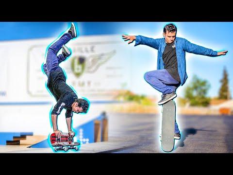 Kilian Martin Game Of Skate