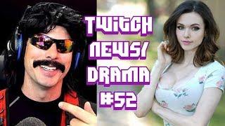 Twitch Drama/News #52 (Juice Wrld DMCA, LIRIK Vs Drdisrespect, Linustechtips, xQcOW, Amouranth)