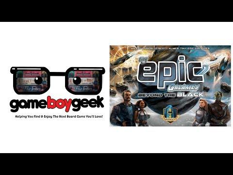 The Game Boy Geek Reviews Beyond the Black