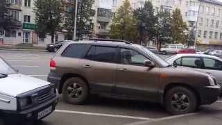 Торговый центр Зимняя Вишня сентябрь 2014