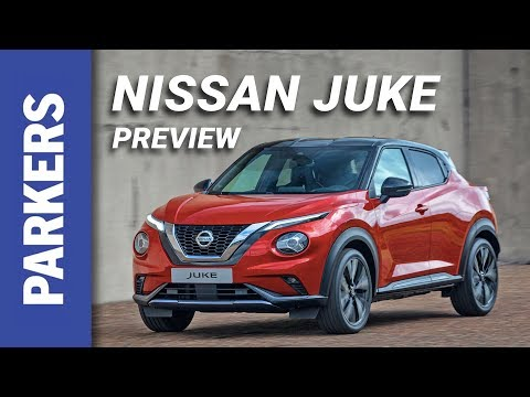 Nissan Juke Preview | Is it better looking than the old car?