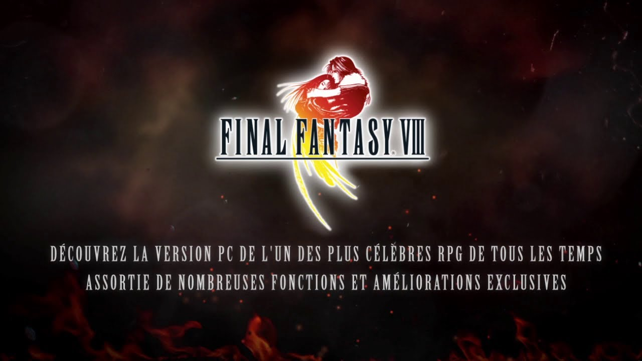 Video FINAL FANTASY VII / FINAL FANTASY VIII EDITION DOUBLE PACK [PC]