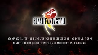 FINAL FANTASY VII / FINAL FANTASY VIII EDITION DOUBLE PACK [PC] video