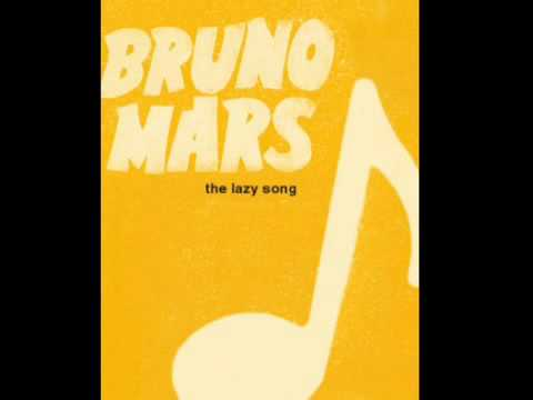 The Lazy Song - Bruno Mars Clean Version