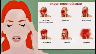 Причины головной боли в левом полушарии