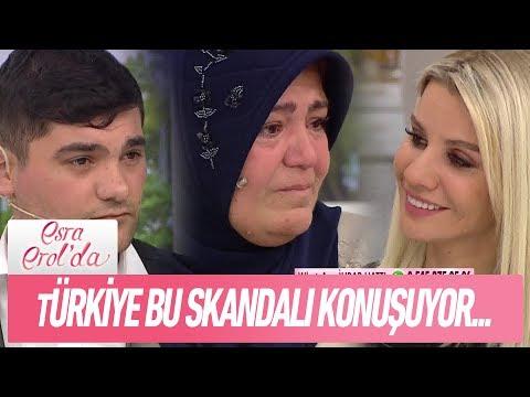 Türkiye bu skandalı konuşuyor - Esra Erol'da 23 Şubat 2018