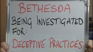 BETHESDA being INVESTIGATED for DECEPTIVE PRACTICES with FALLOUT 76 !!