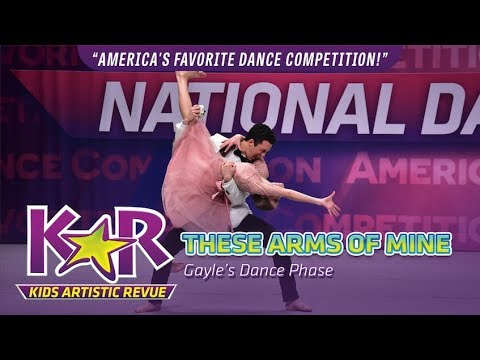 """These Arms Of Mine"" from Gayle's Dance Phase"