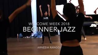 Come Dance With Me - Beginner Jazz Class
