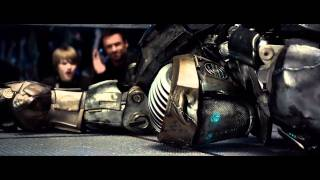 Real Steel Trailer Image