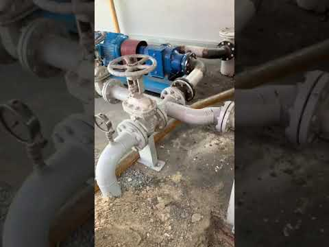 TSO 105 Twin Screw Pump