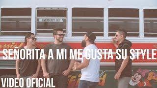 Señorita Me Gusta Su Style - Allison  (Video)
