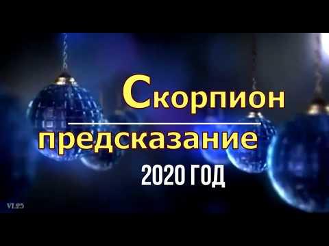 Скорпион предсказание на 2020 год