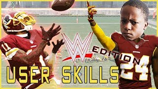 GAME OF MADDEN TURNS INTO A WWE SMACKDOWN! - User Skills Challenge Ep.12