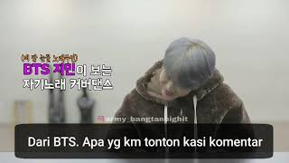 bts jimin reaction to blood sweat and tears cover eng sub