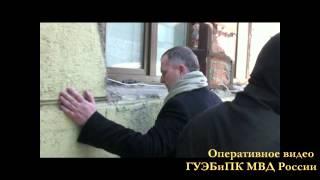 Задержание адвоката Алексея Комарова, подозреваемого в коммерческом подкупе