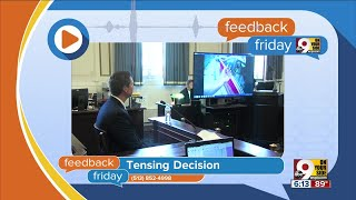 Feedback Friday- Callers torn on Ray Tensing case