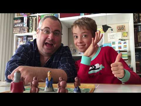 Justin and Max review this wonderful expansion to Onitama