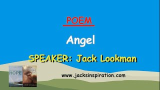 Angel- Poem by Jack Lookman