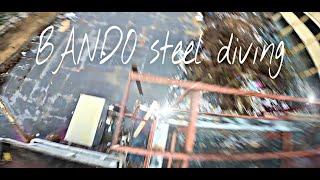 FPV BANDO steel diving ☄☄☄