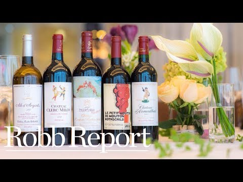 Fine Wine Is A Good Investment Vehicle | Robb Report