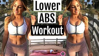 Lower ABS Workout | Lose Belly Fat! by Sam Ozkural