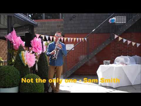 TheSaxWalker – Live at the All Saints Hotel, Suffolk