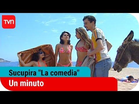 """Un minuto   Sucupira """"La comedia"""" - T1E16"""