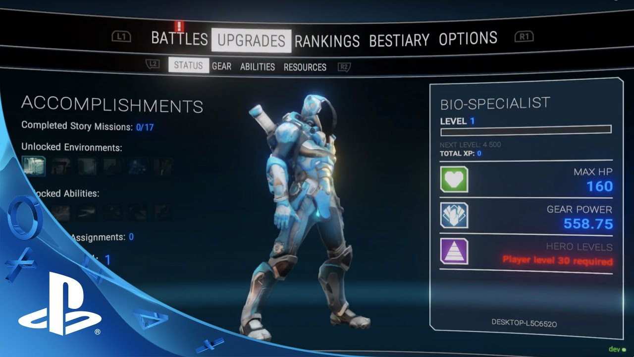 New Alienation Details: Upgrade and Loot Systems Revealed