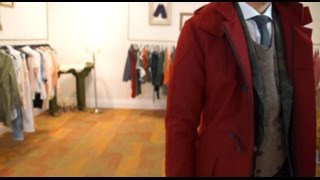 ADS TV: FASHION & STYLE: Three Staples In Mens Outerwear
