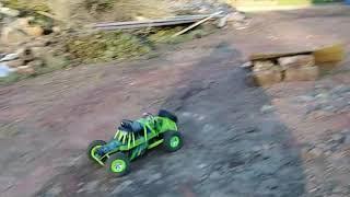 Wltoys 12428 rc buggy, brilliant fun!