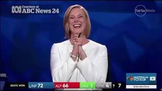 """""""Suck On That Kerry O'Brien,"""" Says Leigh Sales"""