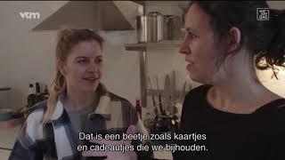 VTM - Wat een dag - Wat doet een opruimcoach? Nele Colle op bezoek bij Bab Buelens
