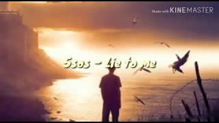 lie to me 5sos acoustic lyrics - 免费在线视频最佳电影电视