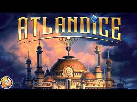 Rescue the precious cultural artifacts of Atlandice — Fun & Board Games with WEM