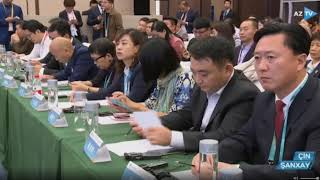 The delegation of Ministry of Agriculture in 2nd China International Import Expo
