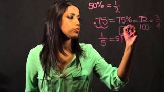 How to Teach Fractions, Percents & Decimals to the 8th Grade : Math Fundamentals