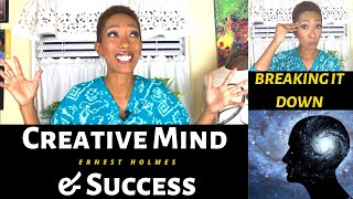 Creative Mind And Success Ernest Holmes
