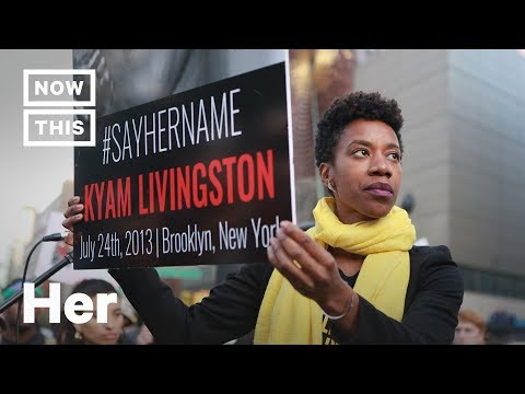 NowThis: Kimberle Crenshaw Uplifts the Stories of Black Women Killed by Police Violence (video)