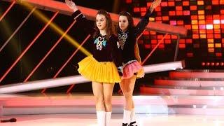 """Fetiţele din trupa """"Steysha"""" au încins scena de la Next Star cu un dans irlandez!"""
