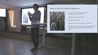 Agile and its Natural Environment