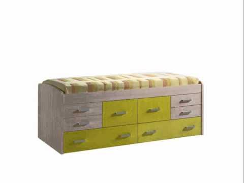 17- camas nido,compactos y desplazables.-Mobles Salvany.wmv