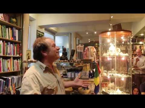 Alan Badiner on Spiritual Teachers and Psychedelics