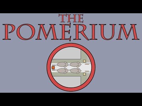 The Roman Pomerium