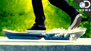 How Does This Hoverboard Work?