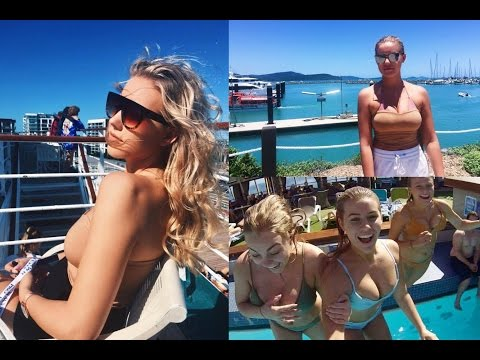 VLOG Whitsundays Cruise