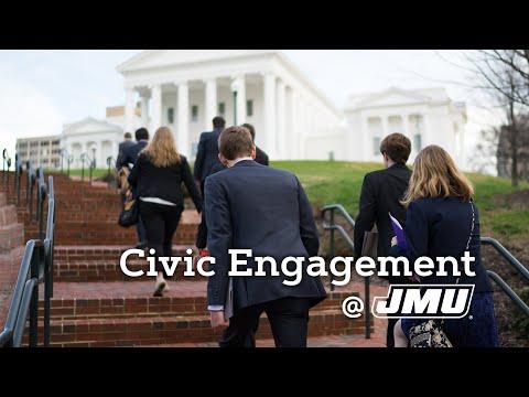 Civic Engagement at JMU