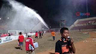 Ada Provokat0r!! Detik2 Kericuhan The Jak V Panser Biru X Snex Usai Laga Persija Vs PSIS Semarang